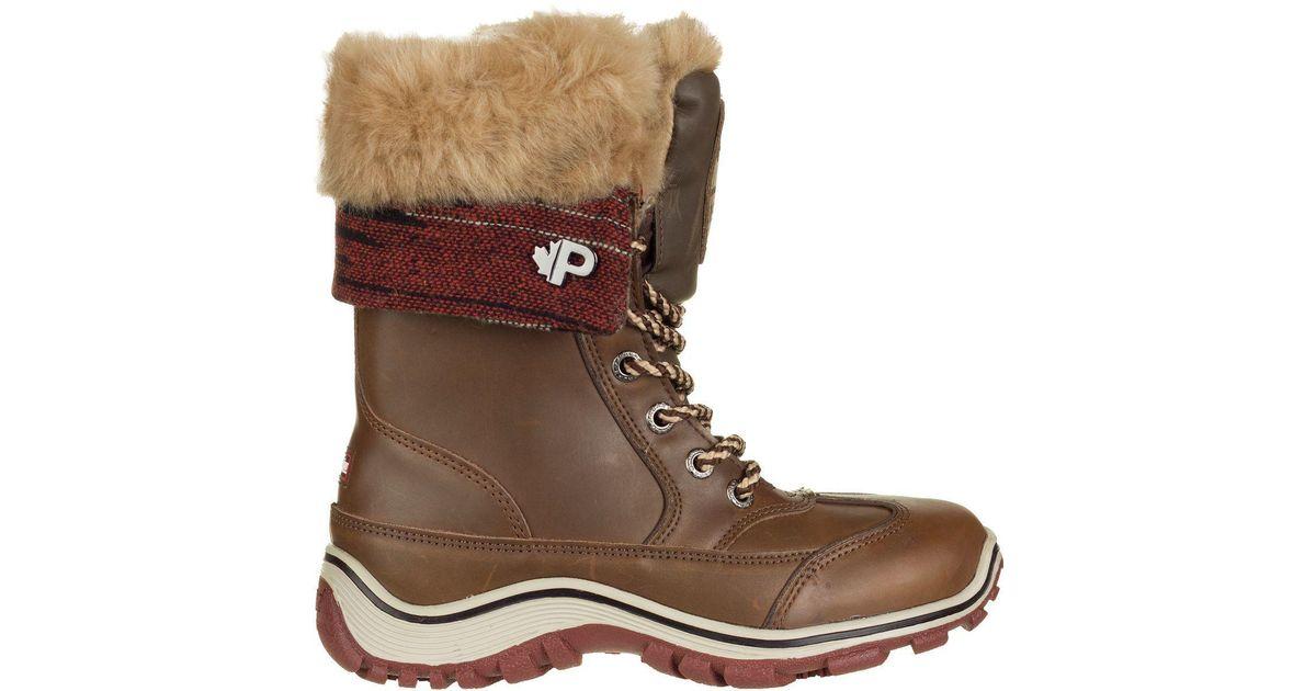 lyst pajar alice native boot in brown
