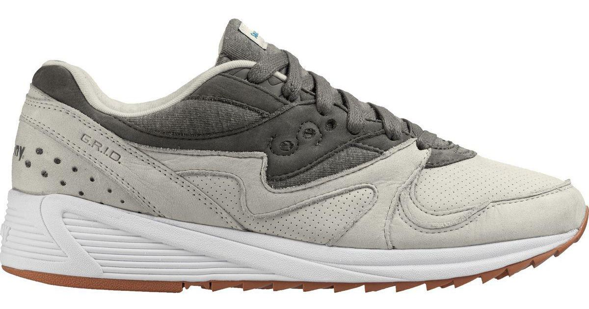 70fac416bd9e Lyst - Saucony Grid 8000 Shoe in Gray for Men