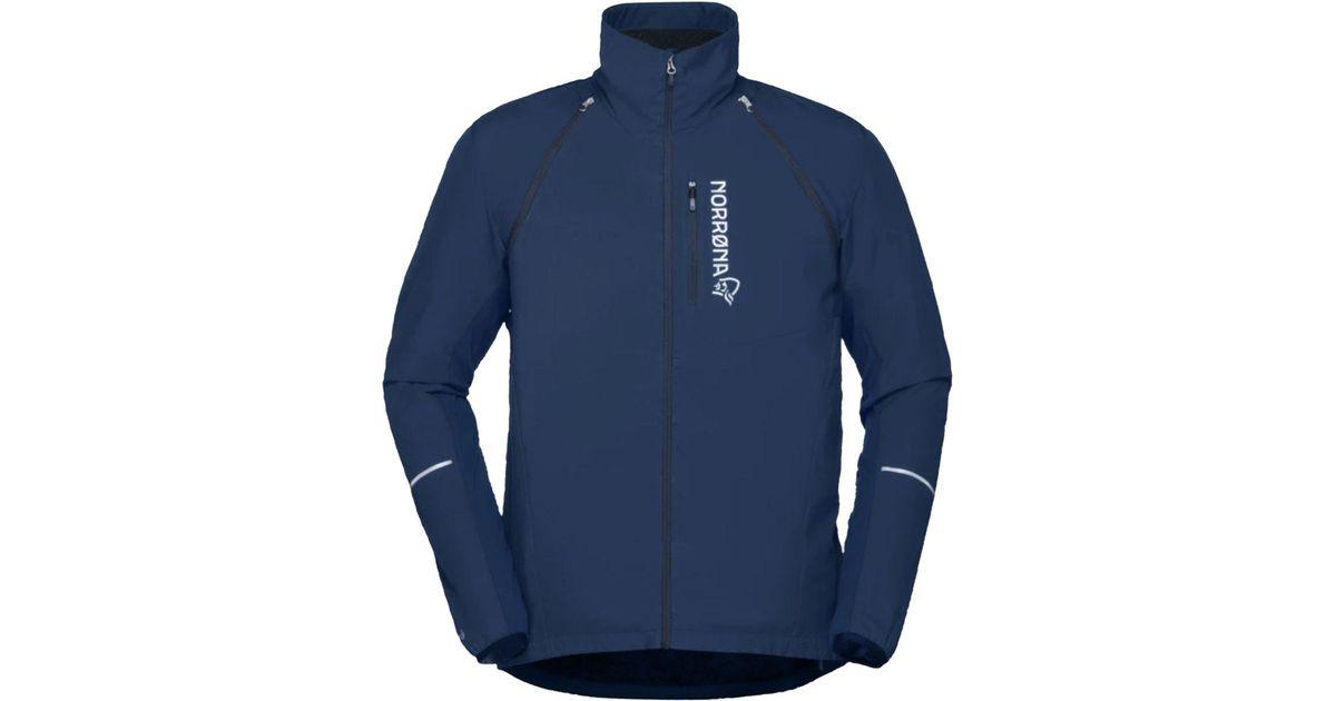 8080cad5 Lyst - Norrøna Fjora Convertible Alpha60 Jacket in Blue for Men