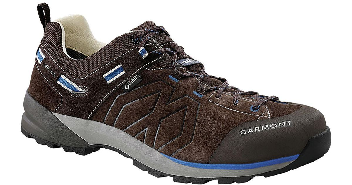 e6496d4f440 Garmont Brown Santiago Low Gtx Hiking Shoe for men