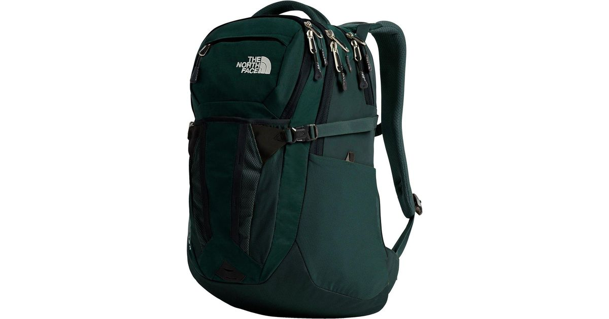 6dcb32bee9b The North Face Recon 30l Backpack in Green for Men - Lyst