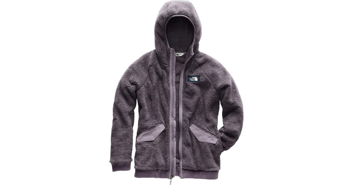 e7c8003ab The North Face Gray Campshire Bomber Jacket