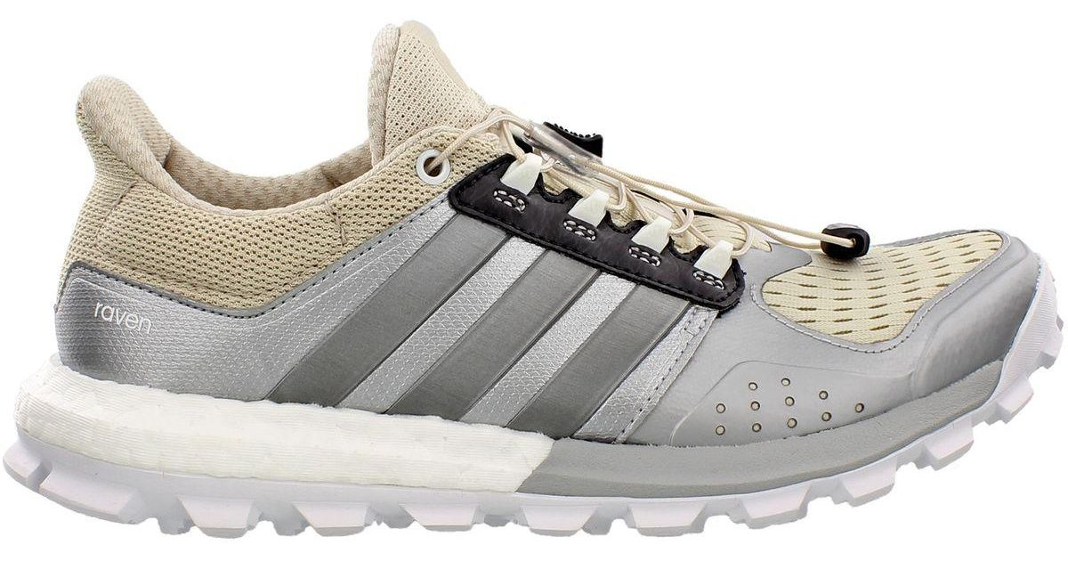 Adidas Adidas Adidas Womens Raven Boost Performance Running Shoes from Bluefly   People