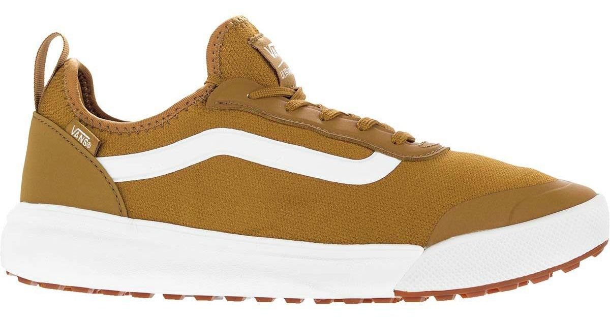 Lyst - Vans Ultrarange Ac Shoe in Brown for Men a008e1390