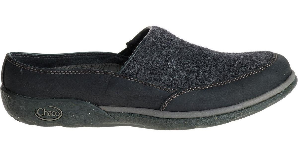 29d21533f233 Lyst - Chaco Quinn Shoe in Black