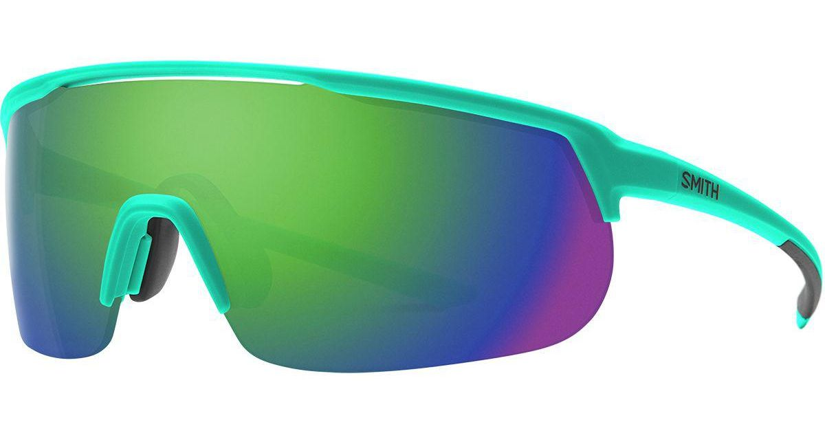 495458d13c Lyst - Smith Trackstand Chromapop Sunglasses in Green for Men