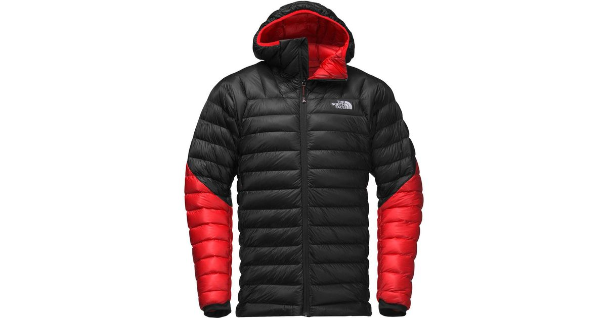 ... ireland lyst the north face summit l3 hooded down jacket in black for  men 88acc 33298 f7b100dac