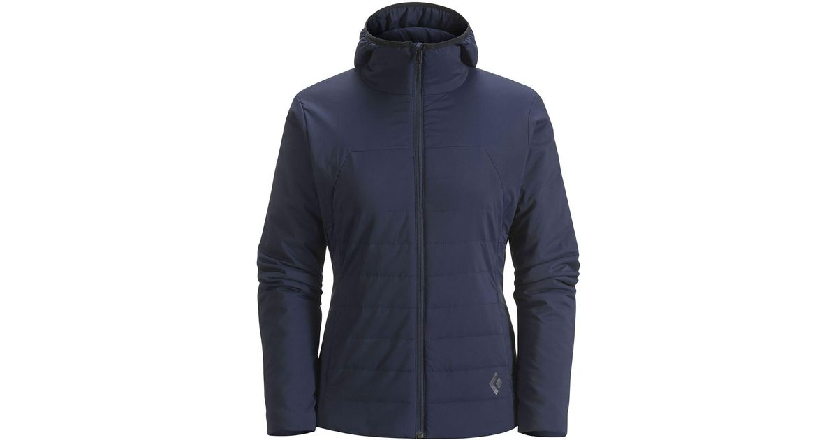 Black Diamond Synthetic First Light Hooded Insulated
