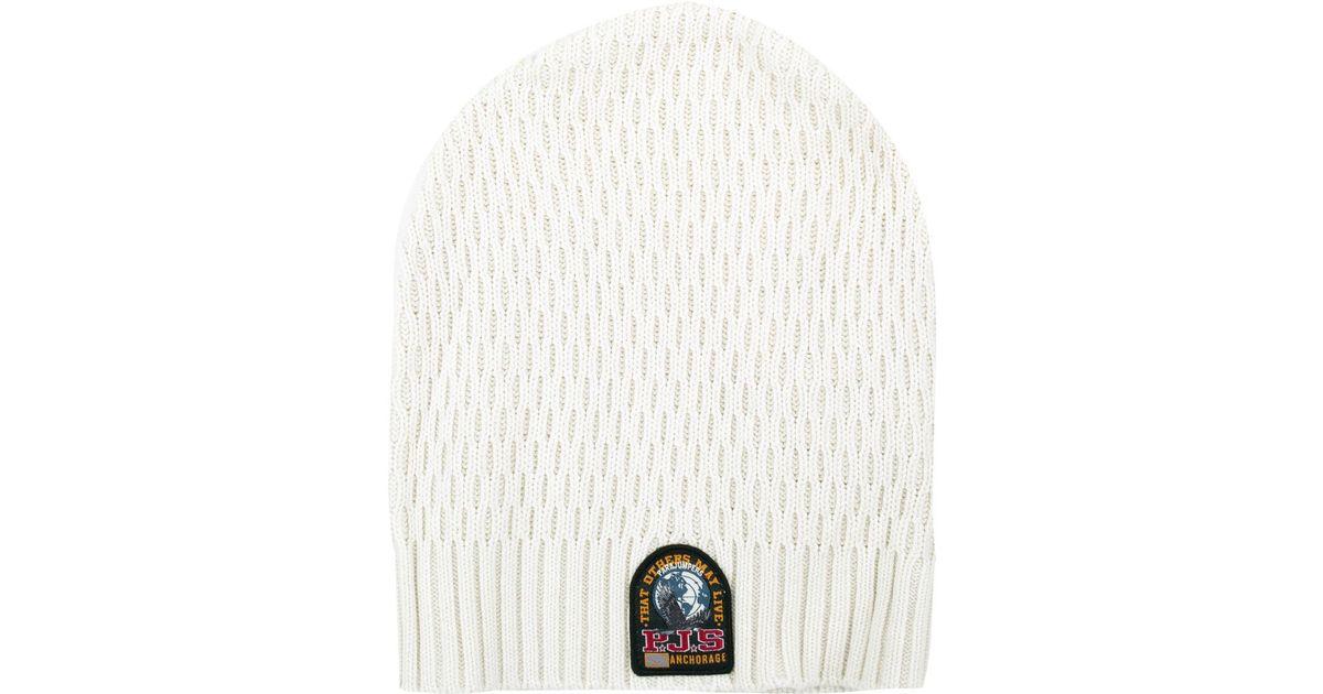 parajumpers long hat