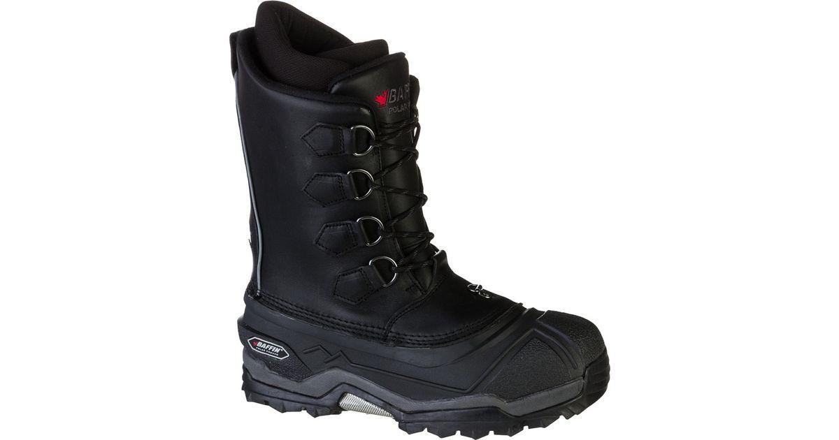 09b023385de Baffin Black Control Max Boot for men