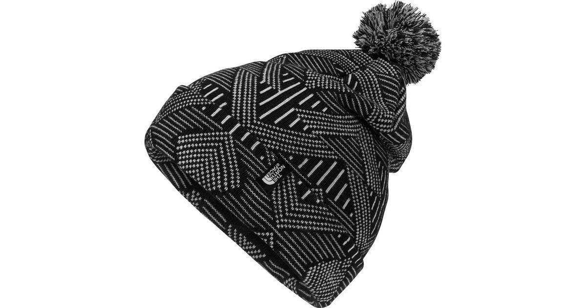 3807833bd25 Lyst - The North Face Ski Tuke V Beanie in Black for Men
