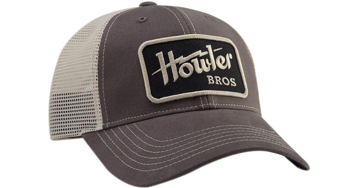 2193c9de5416ab Lyst - Howler Brothers Howler Electric Trucker Hat in Gray for Men