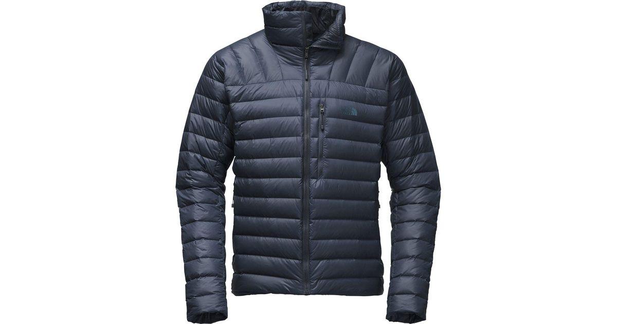 Men's Morph Down Jacket Asphalt Grey