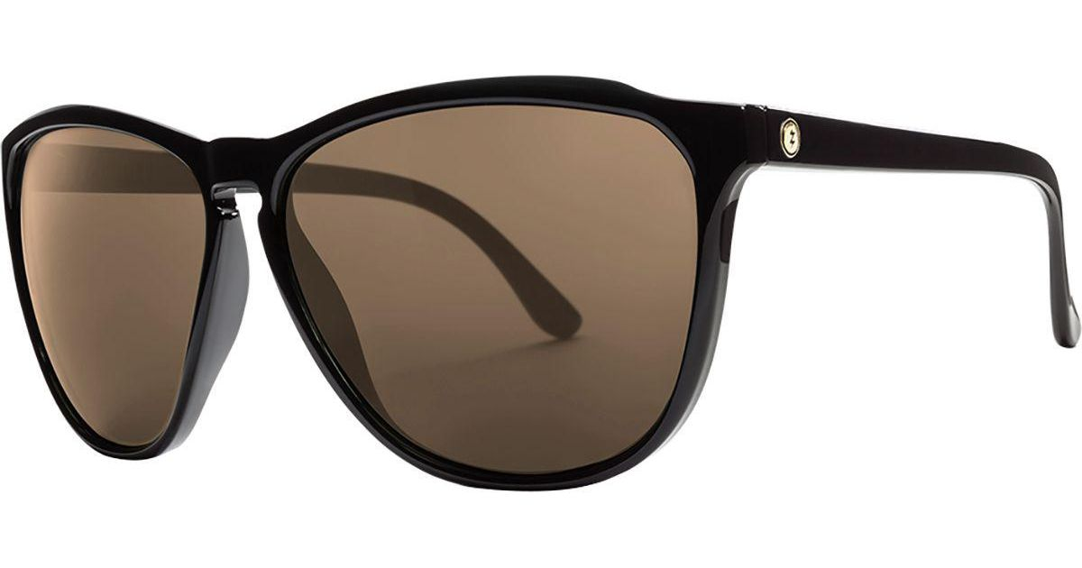 933eaee2e6453 Lyst - Electric Encelia Sunglasses in Black
