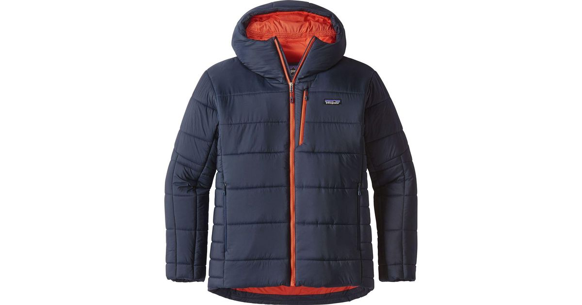 491b07524 Patagonia - Blue Hyper Puff Hooded Jacket for Men - Lyst