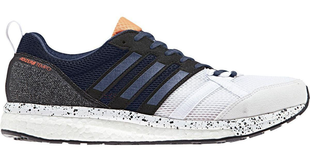 Men's Adidas Adizero Tempo 9 Running Shoe