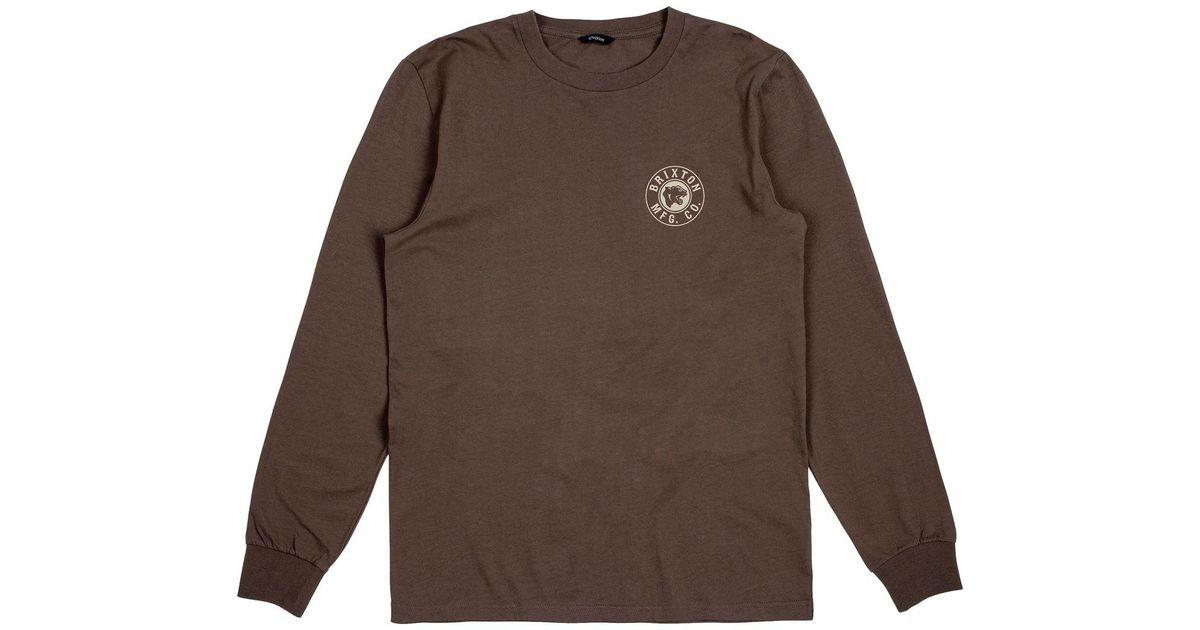 RVCA Boys Big Prowler Short Sleeve Crew Neck T-Shirt