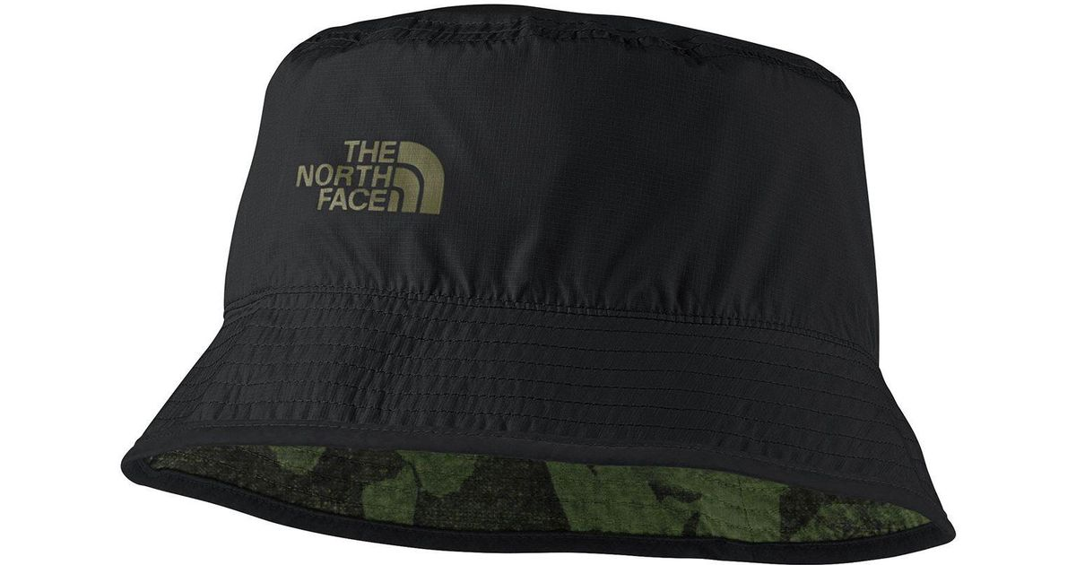 483f33a632246 The North Face Sun Stash Hat in Black for Men - Lyst