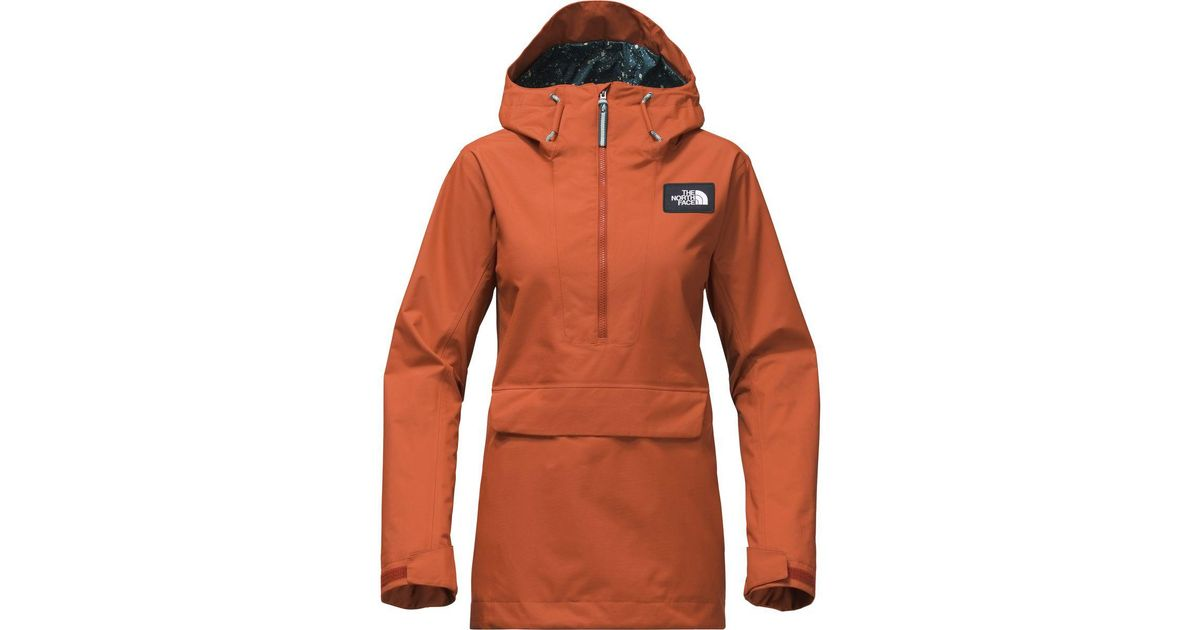a6a36b87c The North Face Multicolor Tanager Anorak Hooded Jacket