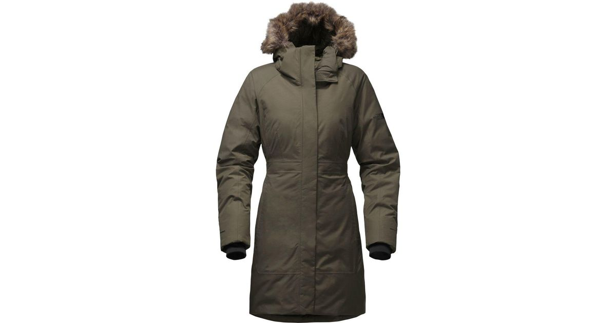 ... Lyst - The North Face Arctic Down Parka Ii in Green ... cc2c6f671
