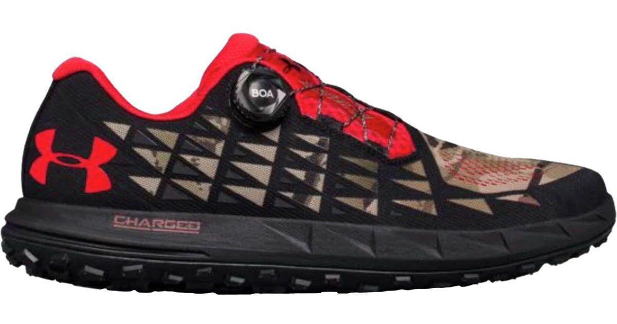 under armour men's fat tire 3 hiking shoe