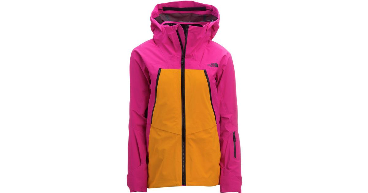 664cb9fc8788 Lyst - The North Face Purist Triclimate 3-in-1 Jacket in Pink