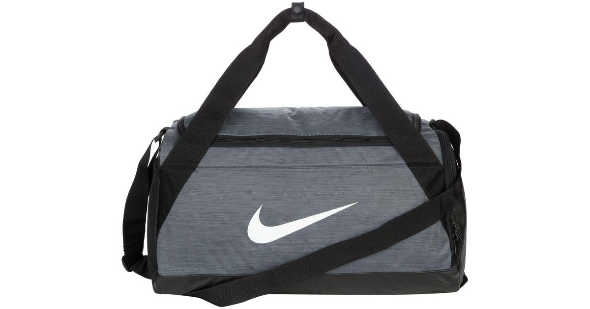 Lyst - Nike Brasilia Small Training Duffel in Black for Men 98f6a3aba93dc