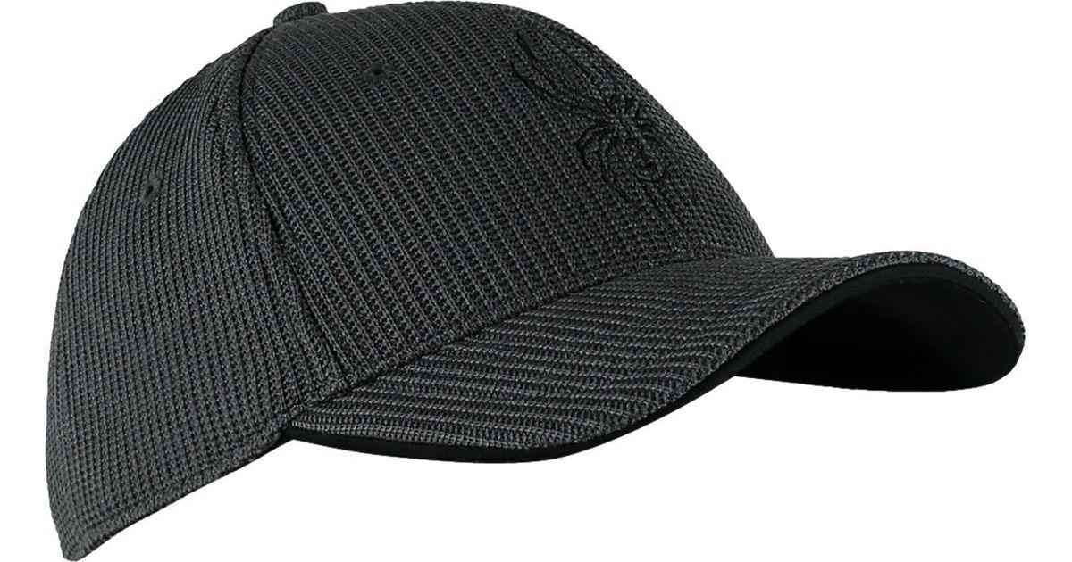 15585a420b4 Lyst - Spyder Stryke Fleece Hat in Black for Men
