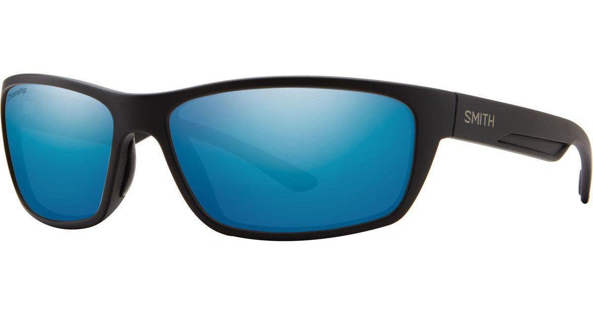 19fdb94776 Lyst - Smith Ridgewell Polarized Sunglasses in Blue for Men