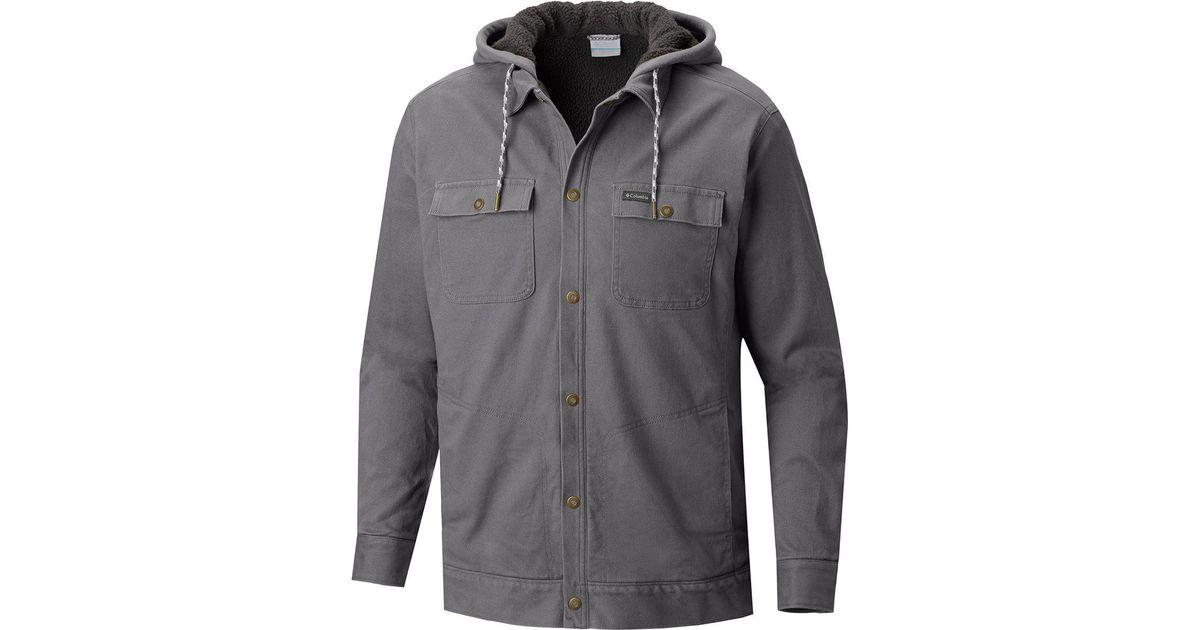 Columbia Mens Pilot Peak Shirt Jacket