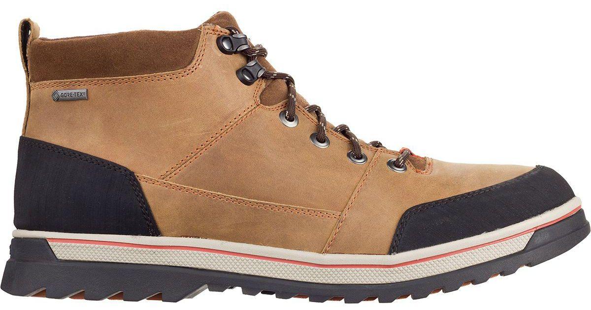 c2683368cd4 Clarks Brown Ripway Top Gtx Boot for men