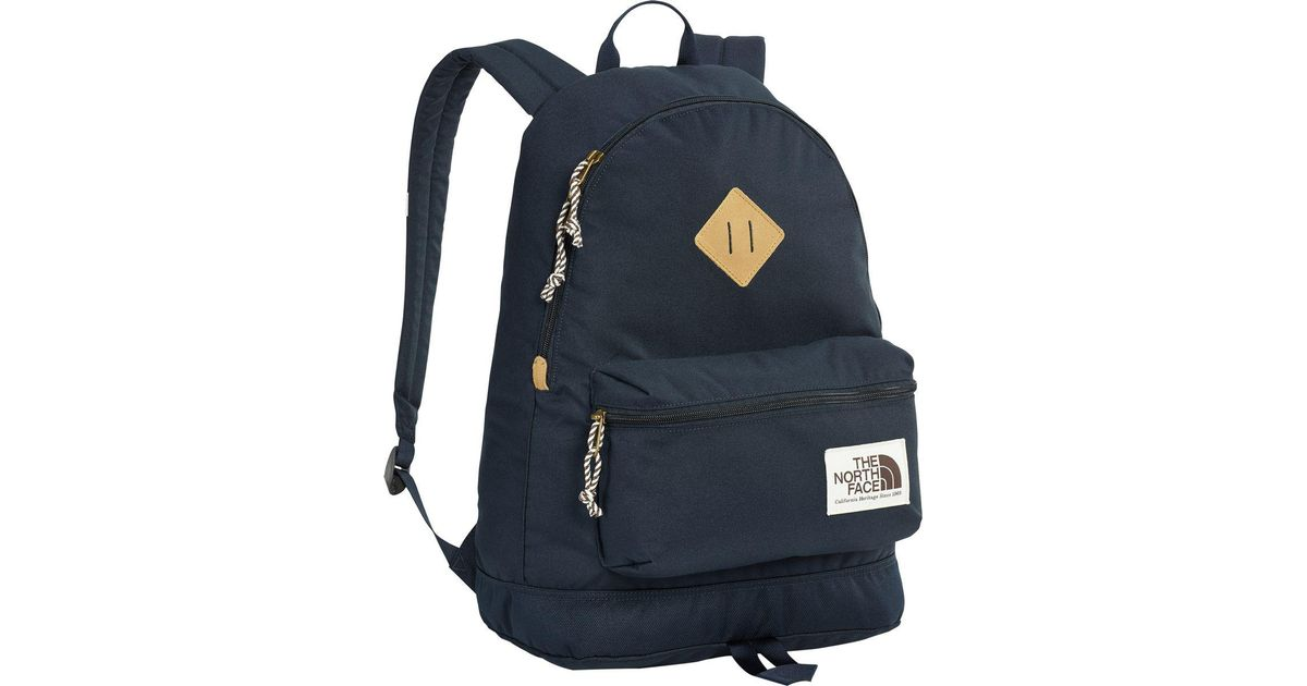 beac0243c The North Face Blue Berkeley 25l Backpack for men