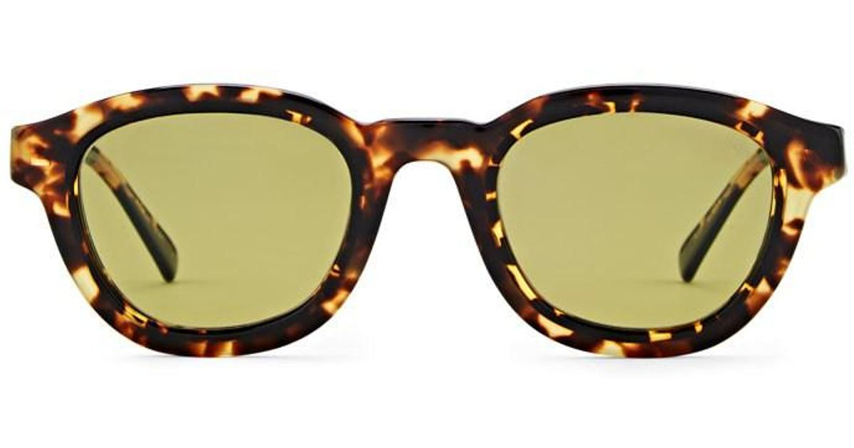5788a52b8d Lyst - Eyevan 7285 Model 314e Sunglasses in Brown for Men