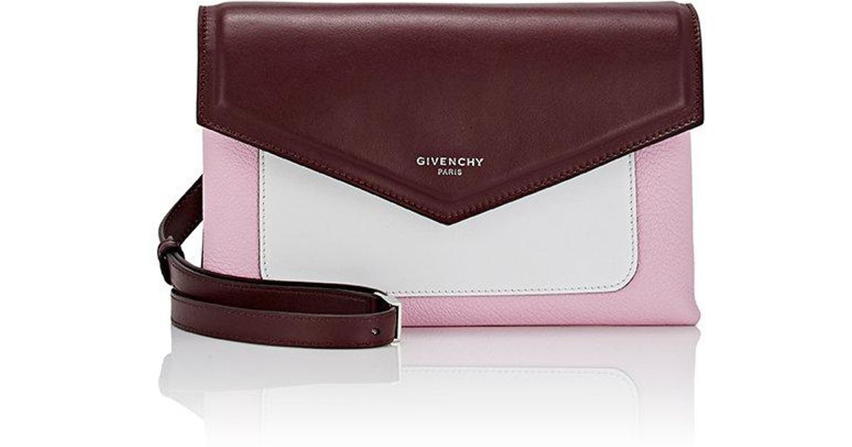 59fc642f56 Lyst - Givenchy Duetto Crossbody Bag