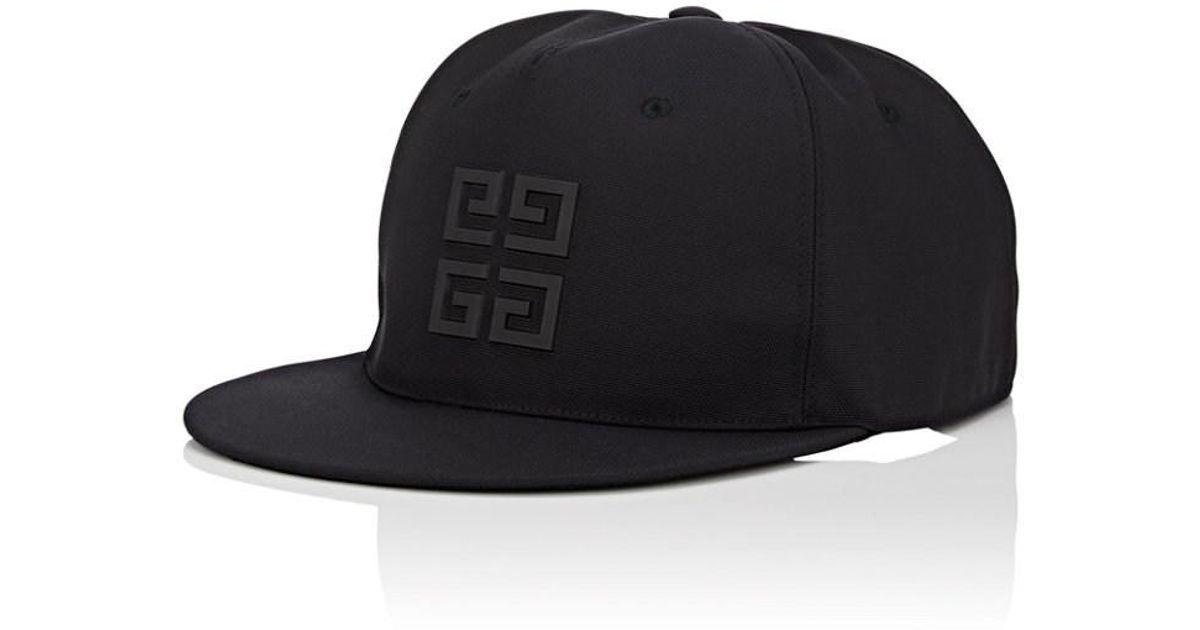 e6575ef1 Givenchy 4g Logo Baseball Cap in Black for Men - Lyst