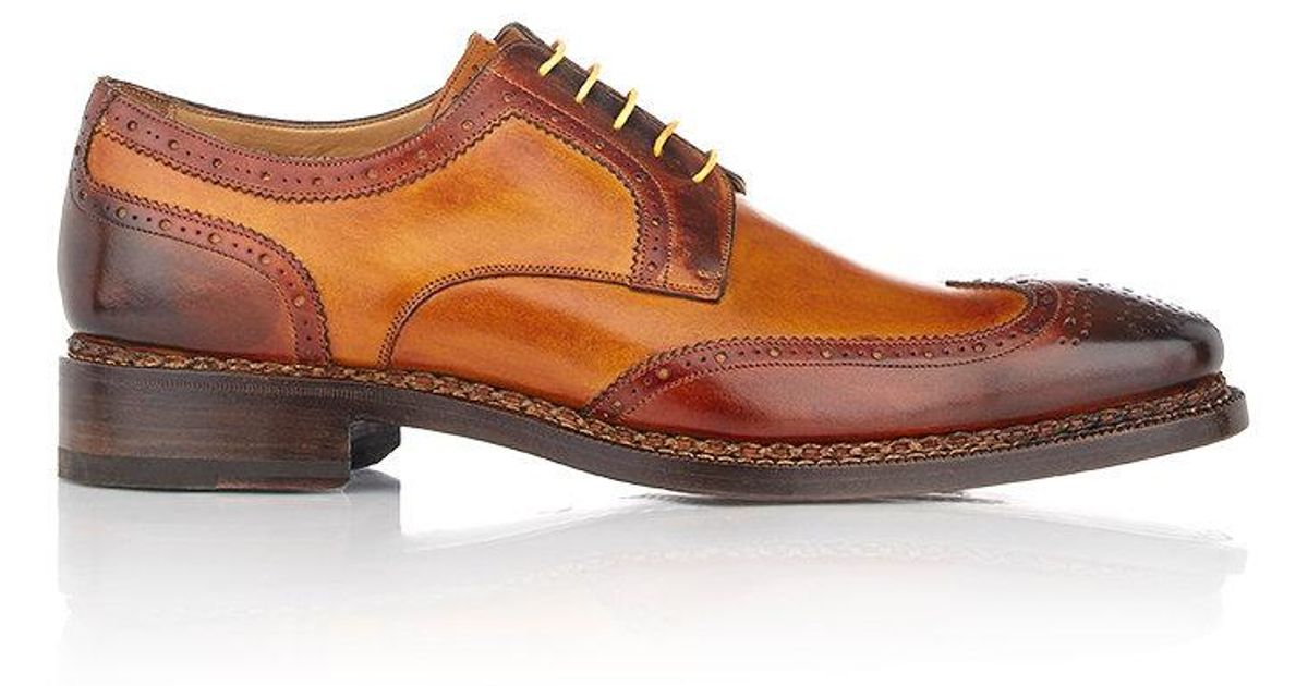 Mens Wingtip Bluchers Harris cdqVh6GjrF