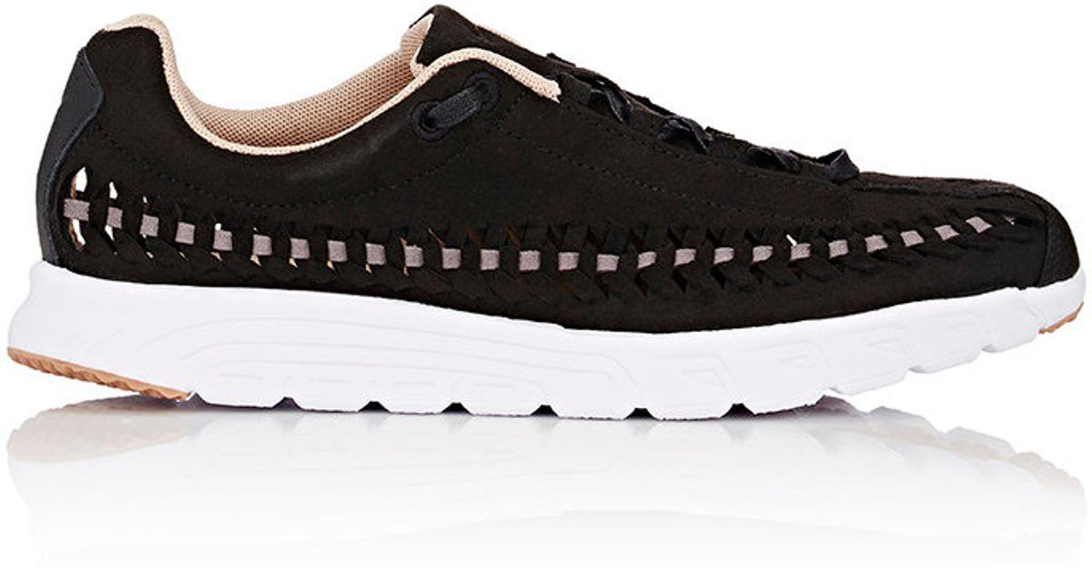 010ab98991d05c Lyst - Nike Mayfly Woven Sneakers in Black