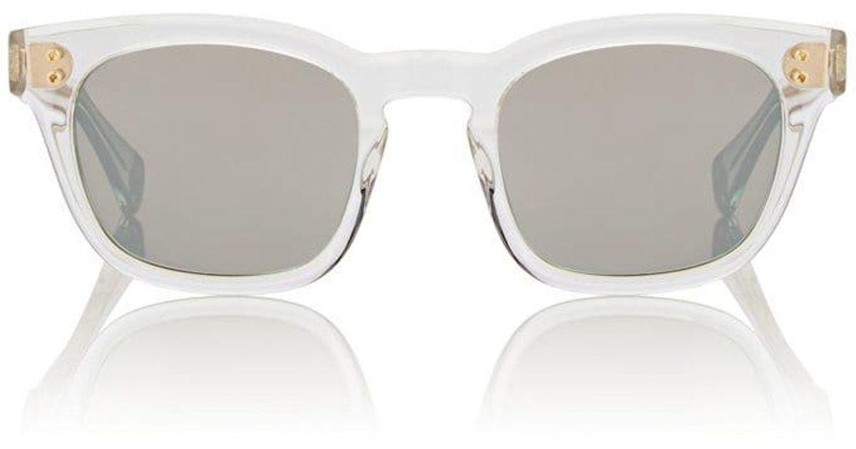 93a9033b716 Lyst - DITA Mann Sunglasses in White for Men