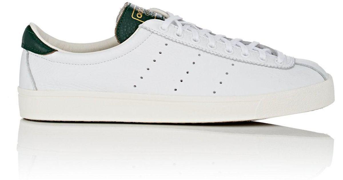 super popular 9e756 0dc3e Lyst - adidas Lacombe Spzl Sneakers in White