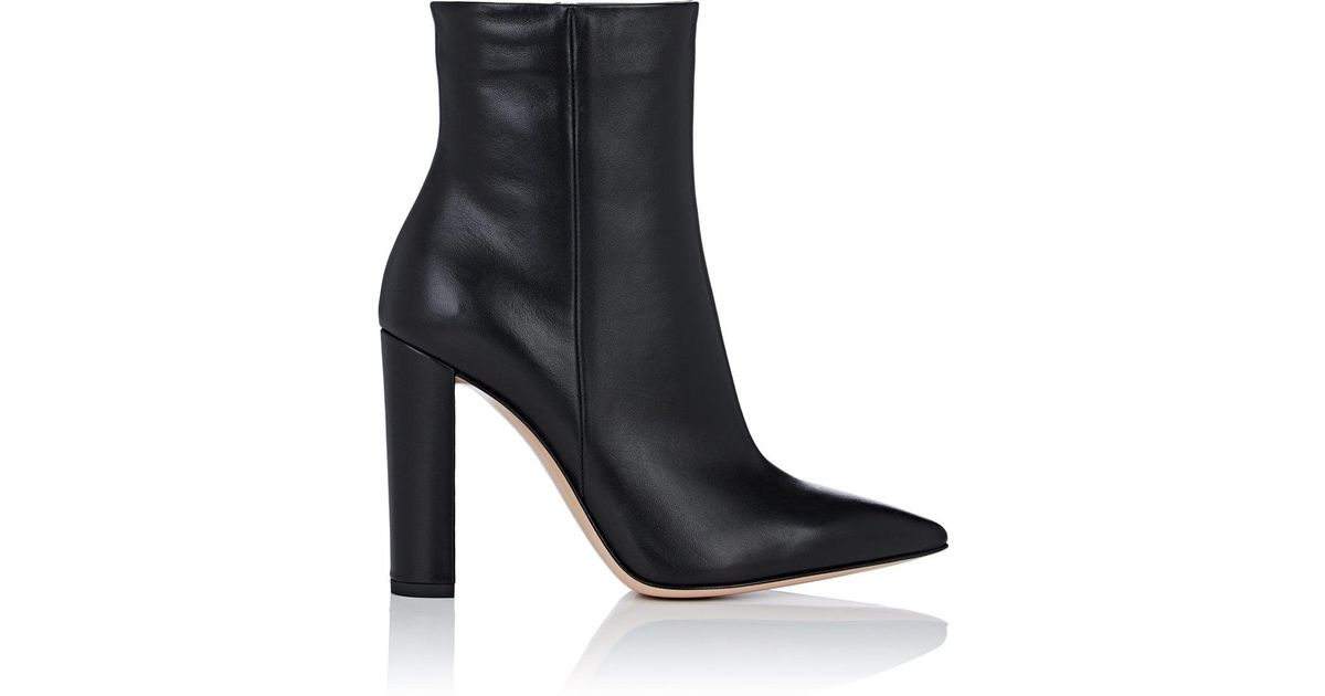 Gianvito Rossi Romney Leather Chelsea Boots cheap for nice clearance cheap real discount hot sale buy cheap explore collections for sale fPud9e