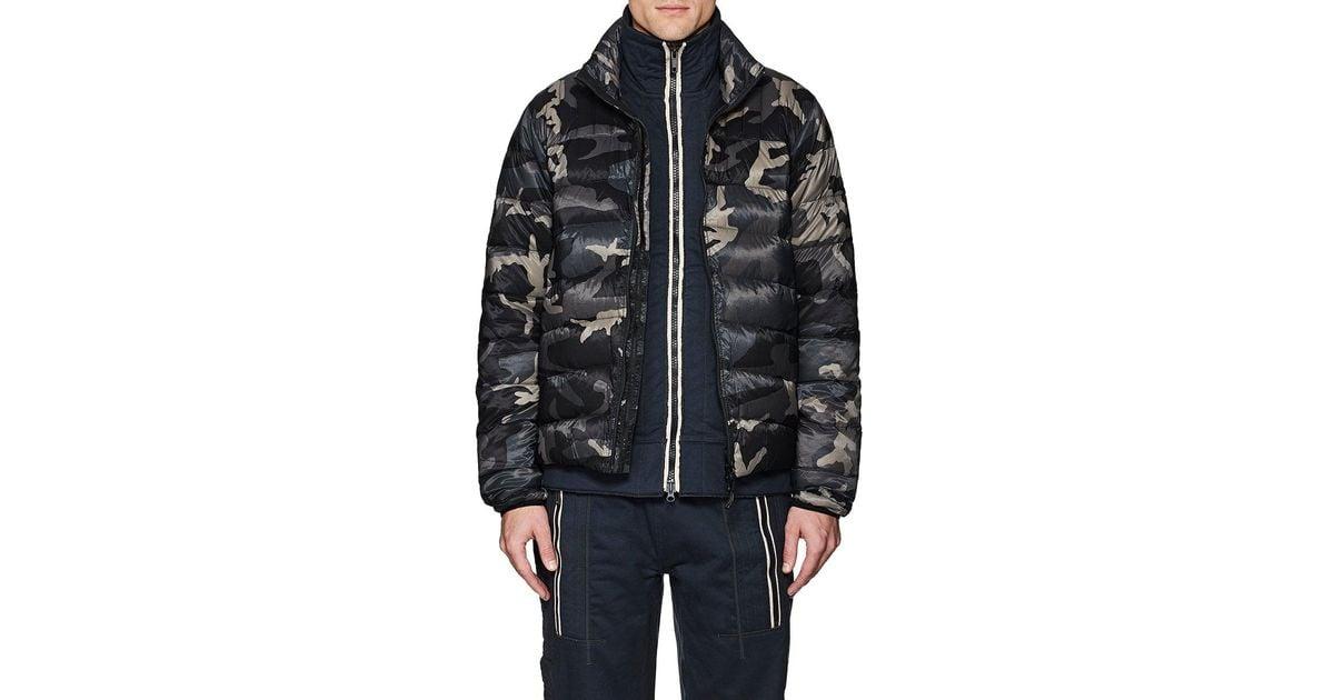 canada goose Lightweight Down Jackets Grey Camo