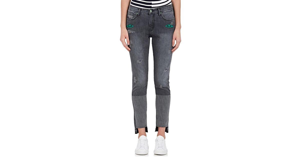DENIM - Denim trousers Sandrine Rose Amazon Online 7JUHdJ6