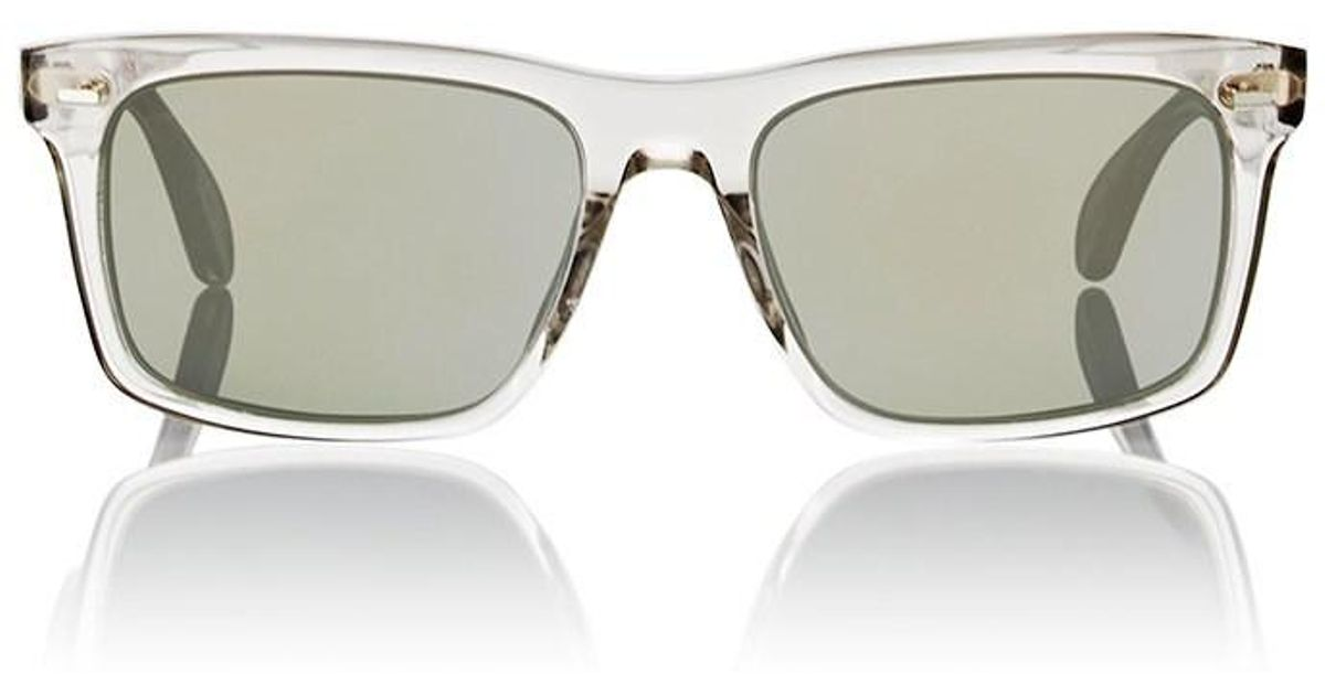 159a843e5c Lyst - Oliver Peoples Brodsky Sunglasses for Men