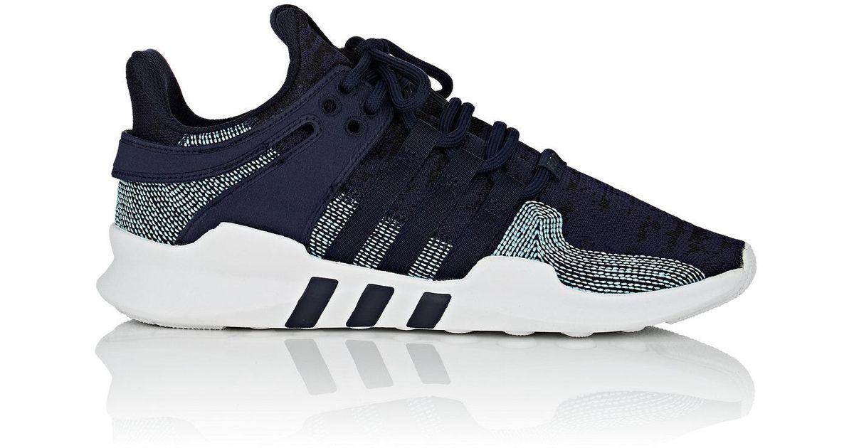 adidas EQT Support Mid ADV Shoes Black   adidas Regional