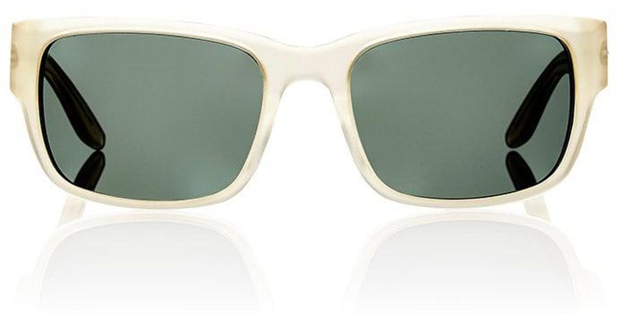 Lyst - Barton Perreira Notorious Sunglasses in Black