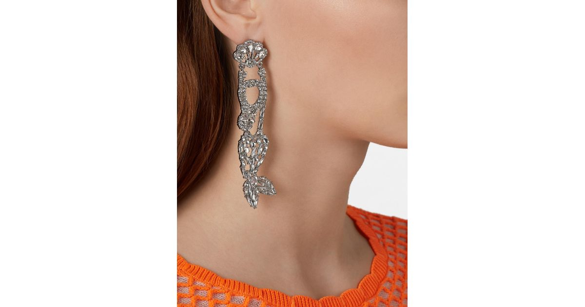 90e96a4eb Lyst - BaubleBar Ari Drop Earrings