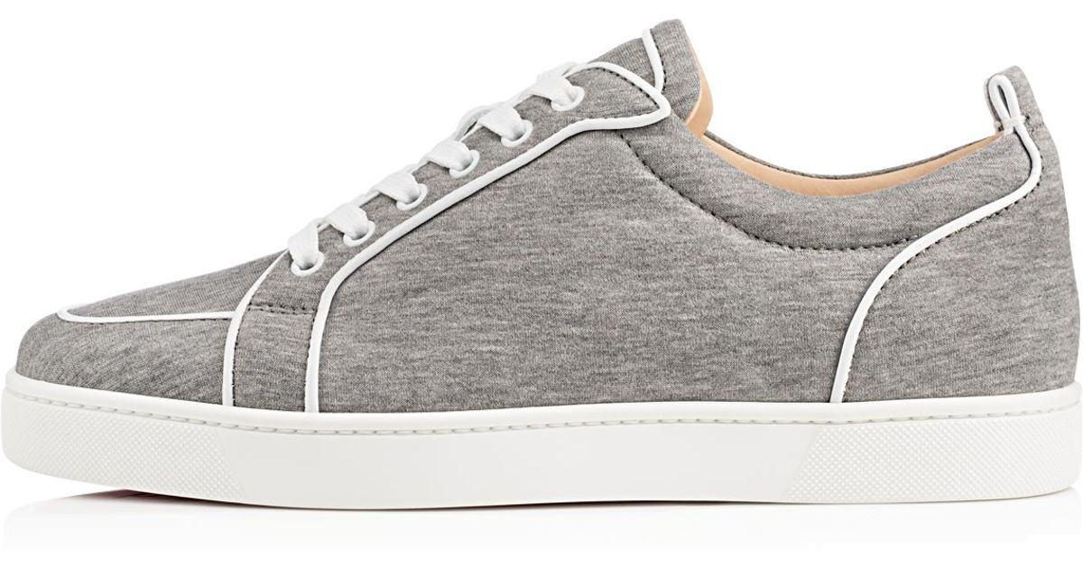 good selling new cheap best prices coupon for christian louboutin mens low sneakers zero 38685 29dc1