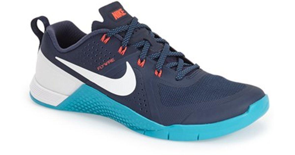 365952139b6a Lyst - Nike  metcon 1  Training Shoe in Blue for Men