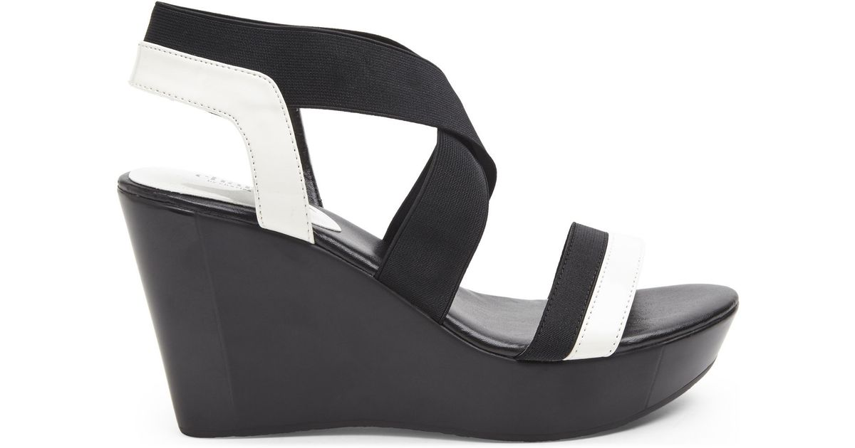 Charles Wedge Blackamp; Feature By White Sandals David 76byfg