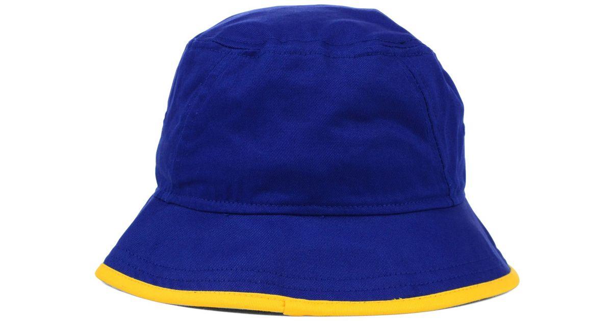 5f29b0e13 usa golden state warriors bucket hat 9b69f 0bb96